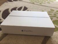 Brand new iPad Pro 32gb wifi-cellular