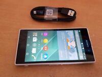SONY XPERIA Z1 D6903 WHITE 16GB (UNLOCKED)