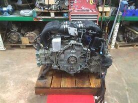 Porsche Boxster Engine - Porsche Boxster 2.7 Engine - Porsche Boxster M96.22 Engine - 2.7 Boxster