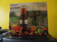 SilverCrest Multi-Blender 2-In-1. (Can see Working)