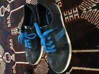 Clarks Boys trainer shoes size 3f