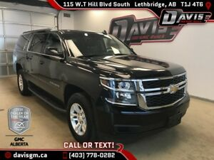 Used 2016 Chevrolet Suburban-8 Passenger, Navigation, Leather