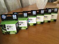 Genuine HP 920XL Ink Cartridges