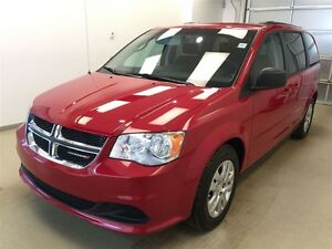 2014 Dodge Grand Caravan SXT- Rear A/C and stow n go seating