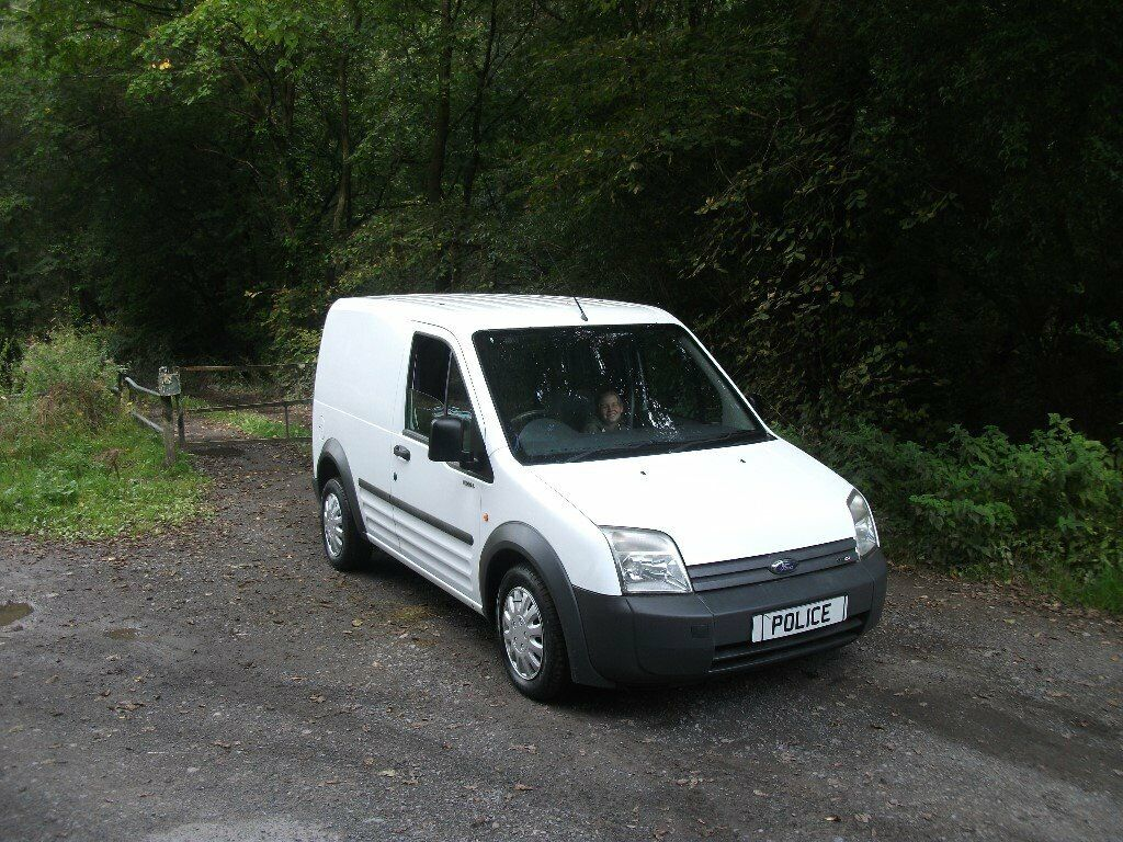 2008 '58' Ford Transit Connect Van T200 L90 - Police Forensics Van - 10  Services | in Gorseinon, Swansea | Gumtree