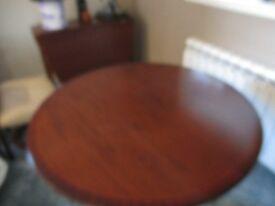 "Dining Table Round 36"" diameter"