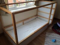IKEA Kura Midsleeper reversible bed