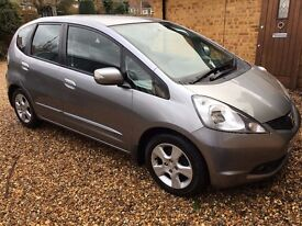 HONDA JAZZ EXCELLENT CONDITION REALLY REALLY LOW MILEAGE
