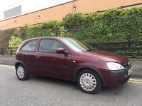 2002 Vauxhall Corsa 1.2 Drives Great Cheap Insurance