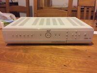 sky plus box Amstrad DRX280 white with 80GB memory