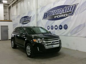 2013 Ford Edge Limited W/ V6 Engine, Canadian Touring Package