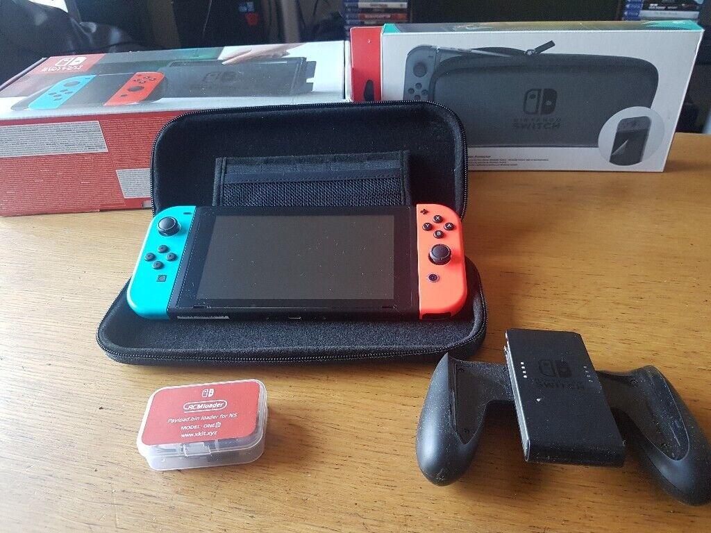 Nintendo switch (custom unpatched) | in South East London, London | Gumtree