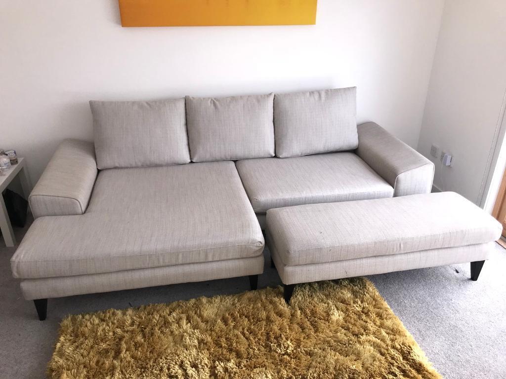 36314190f9a French Connection Quartz Sofa Gumtree | Baci Living Room