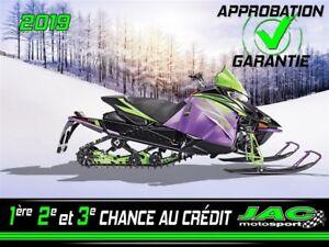 2019 Arctic Cat ZR 6000 Limited ES 129 Defiez nos prix