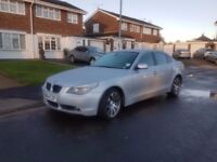 BMW 525D SE AUTO,AUTOMATIC,SAT NAV,LEATHER,07707755411