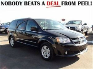 2017 Dodge Grand Caravan Brand New Crew Only $26, 995 Plus Taxes