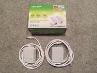 TP-Link AV600 Powerline starter kit (WiFi extender)
