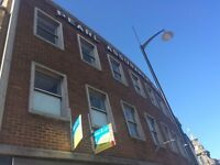 *LET BY*2 BEDROOM APARTMENT-MARKET PLACE-BURSLEM-LOW RENT-NO DEPOSIT-DSS ACCEPTED-PETS WELCOME^