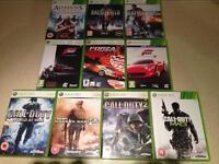 Box 360 games