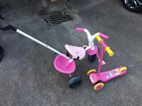Trike & Scooter Free if collected East Malling