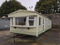 Cosalt Rimini 36x12 2 bedroom static caravan holiday home or self build