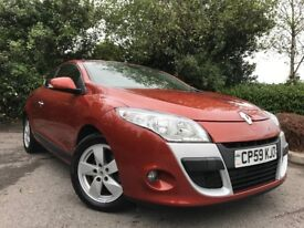 2009 (59) Renault Megane 1.9 dCi 130 Dynamique 25,000 MILES FROM NEW EXCELLENT CONDITION 2 OWNERS