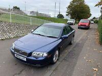 Volvo, S80, Saloon, 2002, Manual, 2401 (cc), 4 doors