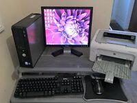 New Dell OptiPlex 745 Windows 7 Professional Full PC Computer - 2GB RAM & 80GB HDD - Office 2010