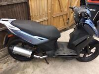 Kymco Agility city 50cc moped 2013