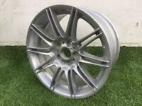 "Genuine Rear 9j BMW MV4 19"" M sport E90 E92 E93 Alloy wheel"
