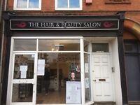 The Hair and Beauty Salon