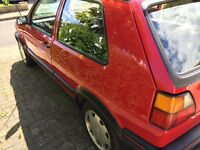 VW Golf Mk2 1.8 8v GTI (1989) ***ABSOLUTE BARGAIN***