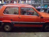 FIAT PANDA 750L FOR RESTORATION