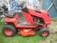 RIDE ON TRACTOR SPARES REPAIR DUE TO HOLE ON DECK GOOD ENGINE
