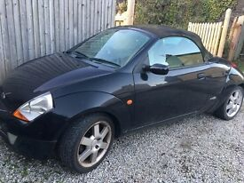 Ford Street KA Luxury Convertible