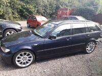 BMW Spares or Repair( engine seized