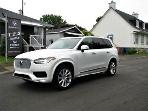 2016 Volvo XC90 T6 Inscription AWD toit-navigation 7 places