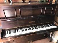 Marston upright piano