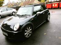 FOR SWAP OR SALE (1500) mini one 1.6 convertible