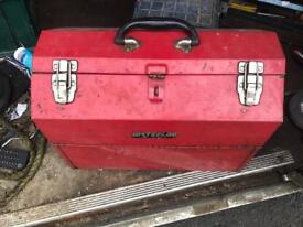 Waterloo Tool box. Good quality & very strong. Full working order.