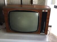 Wanted Vintage televisions !!!!!!