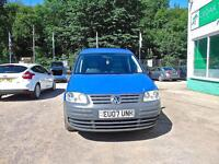 VOLKSWAGEN CADDY 2.0 SDi C20 ****2 OWNERS**** (blue) 2007
