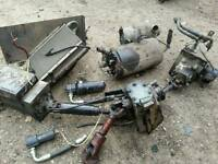 Machinery, Pump, set of machinery for sale