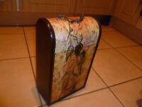 Vintage Wine carry case