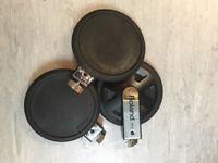 Roland PD-8 Dual Trigger V-Drum Pads - Set of 3 Pads