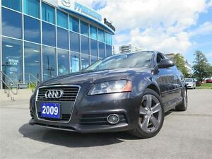 2009 Audi A3 2.0T QUATTRO AWD LOADED