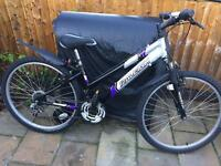 """Ladies 16"""" Raleigh bicycle bike. FREE lights & mudguards. Delivery & D lock available"""