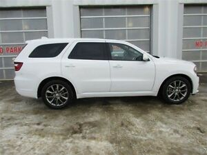 2014 Dodge Durango R/T HEMI / LEATHER / DUAL REAR DVD