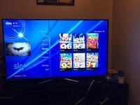 Amazon Fire TV Box 4k running Sky Q build