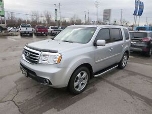 2012 Honda Pilot 4x4  leather  sunroof  back up cam  7 pass